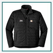 Carhartt Gilliam Jacket Custom Embroidered