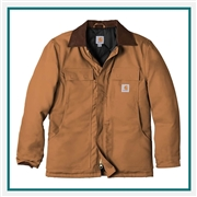 Carhartt Duck Traditional Coat Custom Embroidery