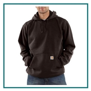 Carhartt Men's Midweight Hooded Sweatshirt CTK121 with Custom Embroidery, Carhartt Custom Hooded Sweatshirts, Carhartt Custom Logo Gear