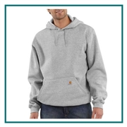 Carhartt Midweight Hooded Sweatshirt CTK121 with Custom Silkscreened, Carhartt Custom Hooded Sweatshirts, Carhartt Custom Logo Gear