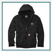 Carhartt Tall Washed Duck Active Jac Custom