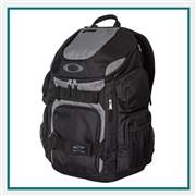 Oakley Enduro 2.0 Backpack 30L 921012ODM with Custom Embroidery, Oakley Custom Backpacks, Oakley Corporate Logo Gear