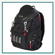 Oakley Bathroom Sink Backpack 23L 92356ODM with Custom Embroidery, Oakley Custom Backpacks, Oakley Corporate Logo Gear