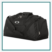 Oakley Gym to Street Duffel Bag 55L 92904ODM Embroidered