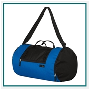 Oakley Holbrook Duffel Bag 30L 92977ODM with Custom Embroidery, Oakley Custom Duffel Bags, Oakley Corporate Logo Gear