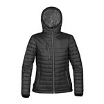 Stormtech Women's Gravity Thermal Jacket AFP-1Ws with Custom Embroidery, Stormtech AFP-1W Gravity Thermal Jackets, Stormtech Corporate Jackets, Custom Embroidered Stormtech Jackets