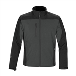Stormtech Men's Edge Softshell Jacket BHS-2 with Custom Embroidery, Stormtech BHS-2 Edge Softshell Jacket, Stormtech Custom Softshell Jackets, Custom Embroidered Stormtech Jackets
