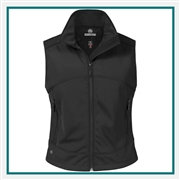 Stormtech Women's Cirrus H2XTREME Bonded Vest BXV-2W with Custom Embroidery, Stormtech H2XTREME vests, Stormtech Corporate vests, Custom Embroidered Stormtech vests