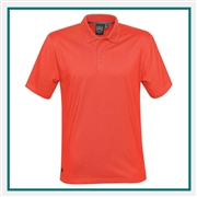 Stormtech Oasis Liquid Cotton Polo CTP-1  with Custom Embroidery, Stormtech Custom Polo shirts, Custom Embroidered Stormtech polos