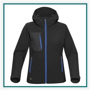 Stormtech Women's Sidewinder Shell Jacket HGL-1W with Custom Embroidery, Stormtech Sidewinder Shell Jacket HGL-1W, Stormtech Custom waterproof Jackets, Custom Embroidered Stormtech Jackets