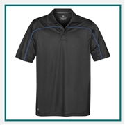 Stormtech Men's  Velocity Sport Polo IPS-2  with Custom Embroidery, Stormtech IPS-2  Velocity Sport Polo, Stormtech Custom Polo shirts, Custom Embroidered Stormtech polos