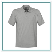Stormtech Men's Solstice Performance Polo IPZ-5 Embroidered Logo