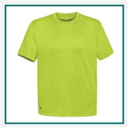 Stormtech Men's Eclipse H2X-DRY Pique Tee with Custom Embroidery, Stormtech Eclipse H2X-DRY Tee, Stormtech Custom T-Shirt shirts, Custom Embroidered Stormtech T-Shirts