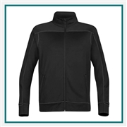 Stormtech Men's Lotus Full Zip Shell Jacket SPN-1 with Custom Embroidery, Stormtech Lotus Full Zip Shell, Stormtech Custom Jackets, Custom Embroidered Stormtech Jackets