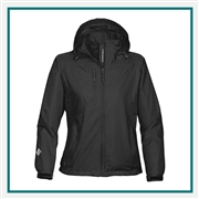 Stormtech Women's Stratus Lightweight Shell SSR-3W with Custom Embroidery, Stormtech Stratus Lightweight Shell, Stormtech Custom Jackets, Custom Embroidered Stormtech Jackets