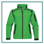Stormtech Women's Oasis Softshell Jacket with Custom Embroidery, Stormtech XJ-3W Meridian Storm Shell, Stormtech Corporate softshell Jackets, Custom Embroidered Stormtech Jackets