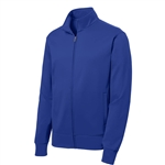 Sport-Tek Men's Fleece Full-Zip Jacket ST241, Sport-Tek Promotional Jackets, Sport-Tek Custom Logo