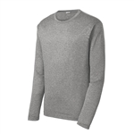 Sport-Tek Men's Long Sleeve Heather Contender Tee ST360LS, Sport-Tek Promotional Shirts, Sport-Tek Custom Logo