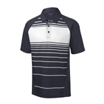 Sport-Tek Dry Zone Stripe Polo Custom Logo