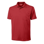 Sport-Tek Micropique Pocket Polo Custom Logo