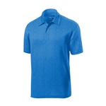 Sport-Tek Men's Heather Contender Polo ST660 with Custom Embroidery, Sport-Tek ST660 Custom Embroidered, Sport-Tek ST660 Custom Logo, Promotional Sport-Tek Polo Shirts