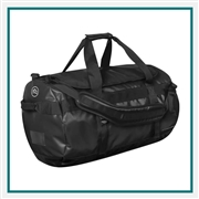 Stormtech Atlantis Waterproof Gear Bag GBW-1L Silkscreened, Stormtech Promotional Duffel Bags, Stormtech Custom Printed