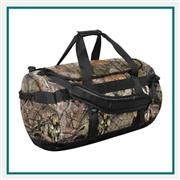 Stormtech Mossy Oak Atlantis Waterproof Gear Bag Custom Printed, Stormtech Promotional Duffel Bags, Stormtech Silkscreened Bags