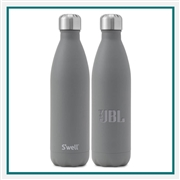 S'Well 17 Oz. Stone Collection Bottle Custom Engraved, S'Well Branded Bottles, S'Well Corporate Gifts
