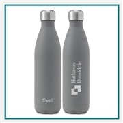S'Well 17 Oz Stone Collection Bottle with Custom Printed Logo, S'Well Promotional Bottles, S'Well Corporate Gifts