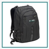 Targus 17'' Spruce Ecosmart Checkpoint-Friendly Backpack TBB019US Embroidered Logo