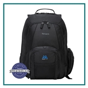 "Targus 15.4"" Groove Laptop Backpack CVR600 Company Logo"