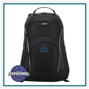 "Targus 16"" Motor Laptop Backpack TSB194US Custom Logo"
