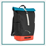 Timbuk2 Custom Tuck Pack 1010 with Custom Embroidery, Timbuk2 Custom Backpacks, Timbuk2 Corporate Logo Gear