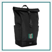 Timbuk2 Tuck Pack 1010 with Custom Embroidery, Timbuk2 Custom Backpacks, Timbuk2 Corporate Logo Gear