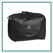 Timbuk2 Nomad Clamshell Hanging Kit 1082-2 with Custom Embroidery, Timbuk2 Custom Toiletry Kits, Timbuk2 Corporate Logo GearGifts