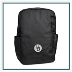 Timbuk2 Incognito Zip Backpack Custom Embroidered