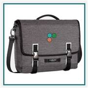 Timbuk2 Closer Laptop Briefcase Custom Embroidery