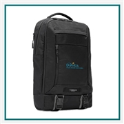 Timbuk2 Authority Laptop Backpack 1815-3 with Custom Embroidery, Timbuk2 Custom Backpacks, Timbuk2 Corporate Logo Gear