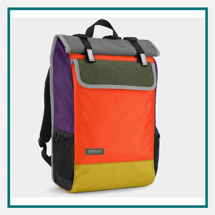 Timbuk2 Custom Prospect Laptop Backpack Embroidered, Timbuk2 Backpack Bag  Custom Logo, Custom Embroidered Timbuk2