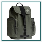 Timbuk2 Lug Knapsack 2185-3 with Custom Embroidery, Timbuk2 Custom Backpack Bags, Timbuk2 Corporate Logo Gear