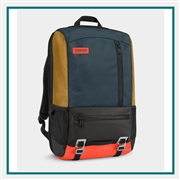 Timbuk2 Custom Alcatraz Backpack 489-3-999 with Custom Embroidery, Timbuk2 Custom Backpack Bags, Timbuk2 Corporate Logo Gear
