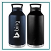 Tempercraft 64 Oz. Growler QBG64, Tempercraft  Custom Growlers, Promo Bottles