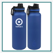 Tempercraft 40 Oz. Sport Bottle QSB40 Custom Engraved