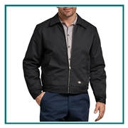 Dickies Adult Lined Eisenhower Jacket TJ15, Dickies Corporate Workwear, Dickies Custom Logo Workwear