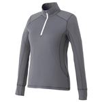 Puma Golf Women's Golf Tech 1/2 Zip Top Pullover with Custom Embroidery, Puma PA7903 Customized, Puma Golf Corporate Sales