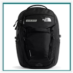 North Face Surge Backpack Custom