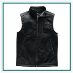 North Face Apex Risor Vest Custom Embroidery