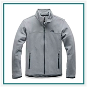 The North Face W TKA Glacier Full Zip Jacket Custom Logo