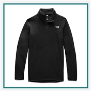 The North Face Ladies TKA Glacier 1/4 Zip Pullover Custom Embroidery