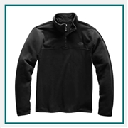North Face TKA Glacier 1/4 Zip Company Logo
